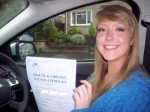 Rachel Donnelly passed with Learn with Tom