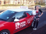 Sarah Coyle  passed with Learn with Tom