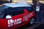 Stephen Crawford passed with Learn with Tom
