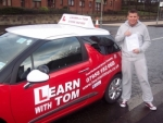 Stewart Paterson passed with Learn with Tom