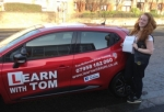 Tammy Palmer passed with Learn with Tom