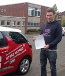 Todd Henderson passed with Learn with Tom