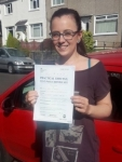 Amy Maloy passed with Learn with Tom
