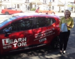 Anne Marie Hardie passed with Learn with Tom