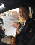 Cari Kiddie - 7th Feb 2017 passed with Learn with Tom