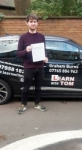 Craig Kidd passed with Learn with Tom