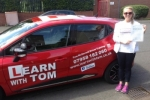 Emma Coles passed with Learn with Tom