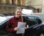 Gemma Reid passed with Learn with Tom