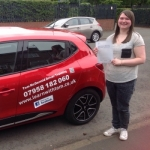 Heather Shannon passed with Learn with Tom