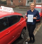 Joanna Saddik - 21st Feb 2017 passed with Learn with Tom