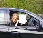 Karen McDonald passed with Learn with Tom