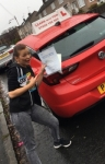Kirstie Campbell - 23rd Feb 2017 passed with Learn with Tom