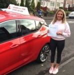 Lisa Masson passed with Learn with Tom