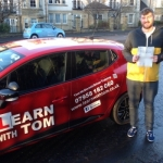Lyle Tomlinson passed with Learn with Tom