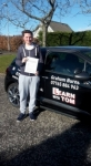 Matthew Molloy passed with Learn with Tom