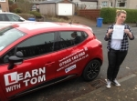Michelle Stacey passed with Learn with Tom
