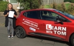 Morgan Halpin passed with Learn with Tom