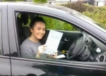Nadia Ghezali passed with Learn with Tom