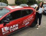 Rachael Doughty passed with Learn with Tom