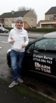 Rikki Tuthill passed with Learn with Tom