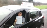Ross McWilliams passed with Learn with Tom