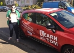 Sarah Jenkins passed with Learn with Tom