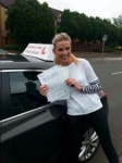 Sarah Mcfarquhar passed with Learn with Tom