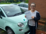 Sarah McMaster passed with Learn with Tom