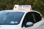 Topmarks Driving School passed with Top Marks Driving School