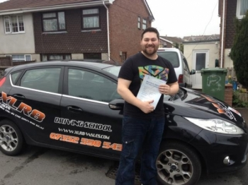 02.04.14 Result Dave!!!!! Well done on your passing your driving test in pontypridd with Matthew Williams! Told you it'd be a breeze!!!!! ...