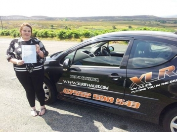 30.7.14 - Well done Donna for passing your test today 1st time in Abergavenny with just 2 minors!!!!. An amazing result and well deserved after all your hard work!...
