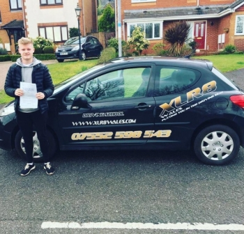 23.3.17 - A huge well done to Harry on passing his driving test today in Newport with just three minors. Congratulations mate!!...