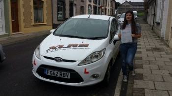 25.11.14 - Another lovely result from Rachel Smith who passed her driving test today 1st time with only 4 minors!!! Thank you soooo much for the flowers and we are all very proud!!...