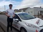 Alex Griffith passed with XLR8 Wales Driving School