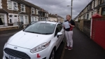Alexandra Evans passed with XLR8 Wales Driving School