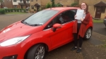 Amy Bray passed with XLR8 Wales Driving School