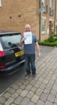 Andrew Lewis passed with XLR8 Wales Driving School