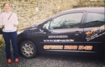 Ania passed with XLR8 Wales Driving School