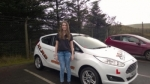 Annaleigh Williams passed with XLR8 Wales Driving School