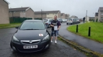 Ashley Griffiths passed with XLR8 Wales Driving School