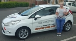 Bethan Morgan passed with XLR8 Wales Driving School