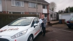 Bethan Williams passed with XLR8 Wales Driving School