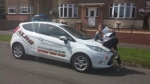 Billie Jenkins passed with XLR8 Wales Driving School
