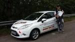 Callum Morgan passed with XLR8 Wales Driving School