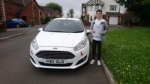 Callum Owen passed with XLR8 Wales Driving School