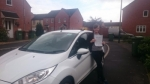Casey Jakes passed with XLR8 Wales Driving School