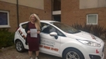 Charlotte Walding passed with XLR8 Wales Driving School
