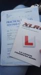 Chloe Stallard passed with XLR8 Wales Driving School