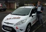 Coel Jones passed with XLR8 Wales Driving School