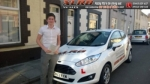 Cole Daley passed with XLR8 Wales Driving School
